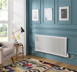 Vogue Mode Electric Wall or Floor Mounted Radiator