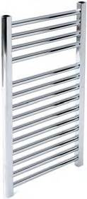 Apollo Napoli Straight Chrome Towel Radiator