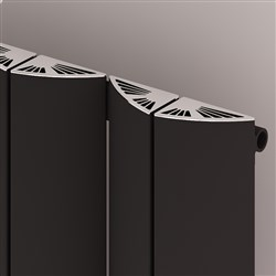 Carisa Nixie Vertical Radiator