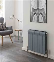 The Radiator Company Ottimo Aluminium Radiator - 698mm Height