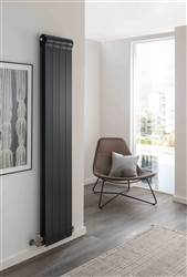 The Radiator Company Ottimo Aluminium Radiator - 1480mm Height
