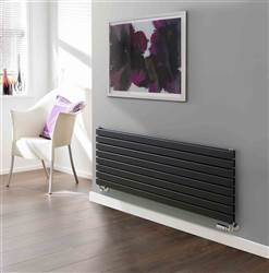 The Radiator Company Piano Double Horizontal Radiator