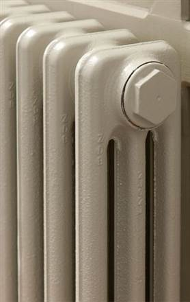 The Radiator Company Priory 3 Column Cast Iron Radiator