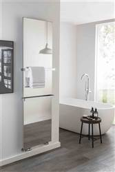 The Radiator Company Relax Bagno Towel Rail - White