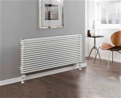 The Radiator Company Sitar Double Horizontal Radiator