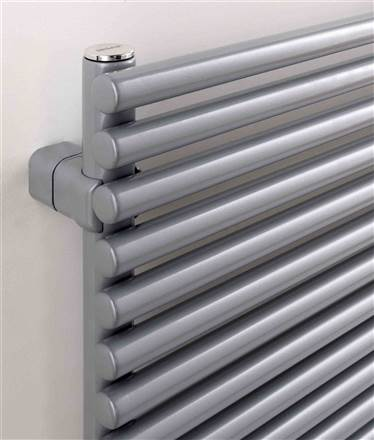 The Radiator Company Sitar Single Horizontal Radiator