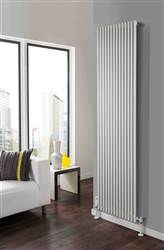 The Radiator Company Sitar Single Vertical Radiator