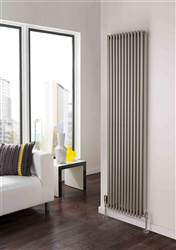 The Radiator Company Sitar Double Vertical Radiator