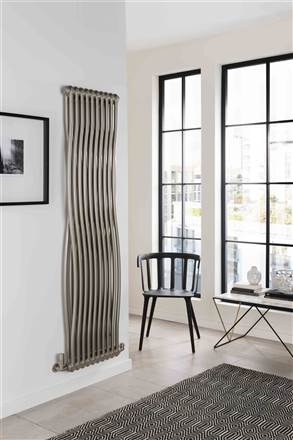 The Radiator Company Tesi Join Vertical Designer Radiator