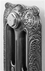 The Radiator Company Trieste 3 Column Cast Iron Radiator Lacquered