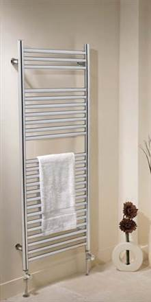 Apollo Venezia Contemporary Chrome Towel Warmer