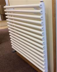 DQ Double Quick Vulcano Single Horizontal Radiator