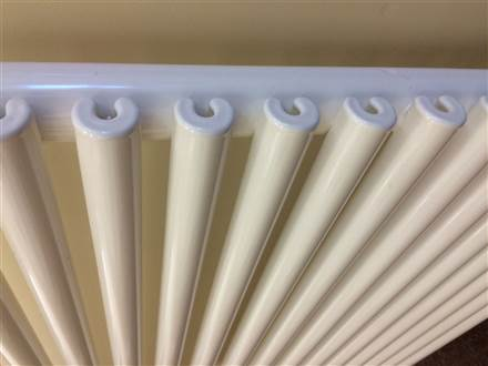 DQ Double Quick Vulcano Single Vertical Radiator