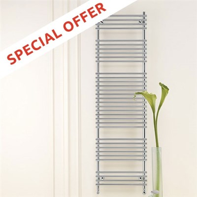 Zehnder Artea Straight Heated Towel Rail