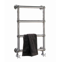 Zehnder Buckingham Electric Heated Towel Rail