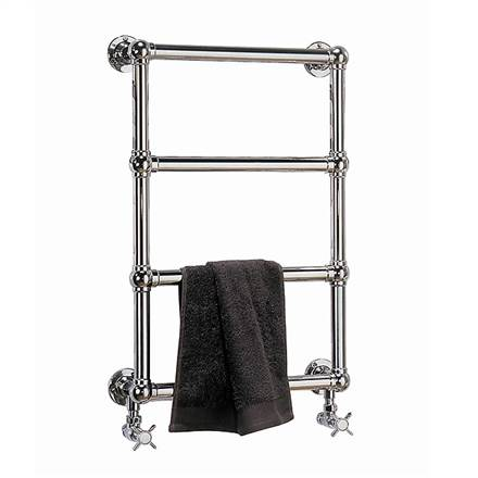 Bisque Buckingham Traditional Heated Towel Rail