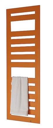 Zehnder Metroplolitan Spa Duel Fuel Designer Heated Towel Rail