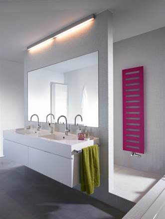 Zehnder Metropolitan Spa Designer Heated Towel Rail